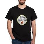 Soviet Steeds Dark T-Shirt w/ Center Logo.