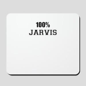 100% JARVIS Mousepad