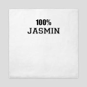 100% JASMIN Queen Duvet