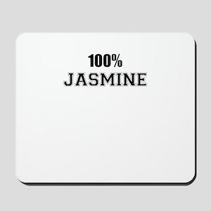 100% JASMINE Mousepad