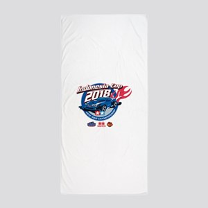 Indonesia Cup 2018 Beach Towel