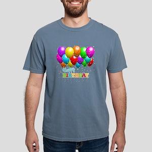 Trendy Happy Birthday Balloons T-Shirt