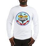 USS Coral Sea (CVA 43) Long Sleeve T-Shirt