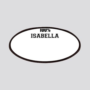 100% ISABELLA Patch