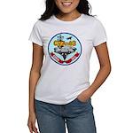 USS Coral Sea (CVA 43) Women's T-Shirt
