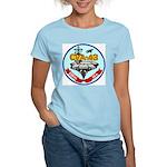 USS Coral Sea (CVA 43) Women's Light T-Shirt