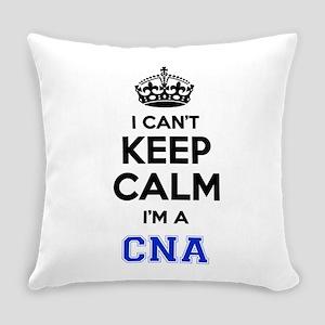 I cant keep calm Im CNA Everyday Pillow