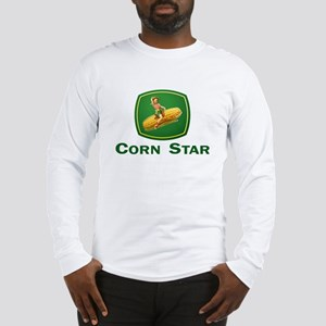 Corn Star Long Sleeve T-Shirt
