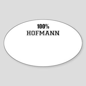 100% HOFMANN Sticker