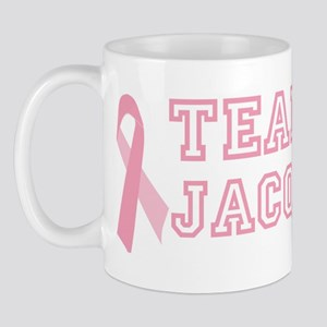 Team Jacquelyn - bc awareness Mug