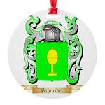 Schneider Round Ornament
