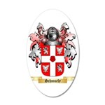Schmuely 35x21 Oval Wall Decal