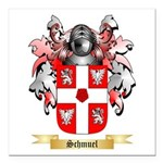 Schmuel Square Car Magnet 3