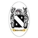 Schmucker Sticker (Oval 50 pk)