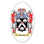 Schmitt Sticker (Oval 50 pk)