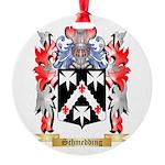Schmedding Round Ornament