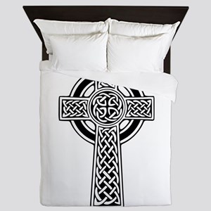 cross Queen Duvet