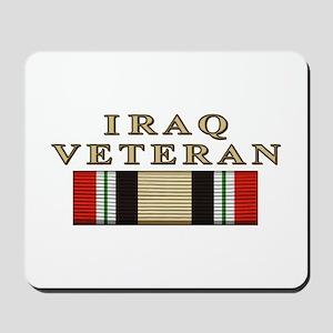 Iraq Vet Mousepad