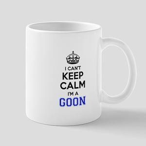 I cant keep calm Im GOON Mugs