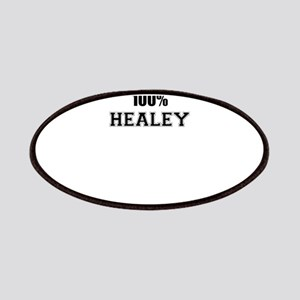 100% HEALEY Patch