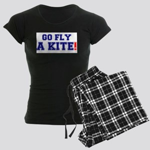 GO FLY A KITE! Women's Dark Pajamas
