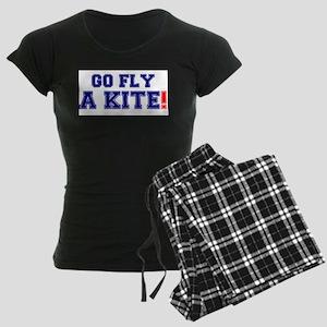 GO FLY A KITE! Women's Dark Pajamas