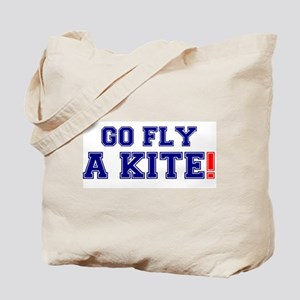 GO FLY A KITE! Tote Bag