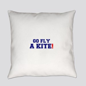 GO FLY A KITE! Everyday Pillow