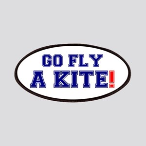 GO FLY A KITE! Patch