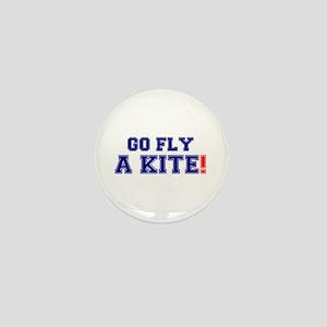 GO FLY A KITE! Mini Button