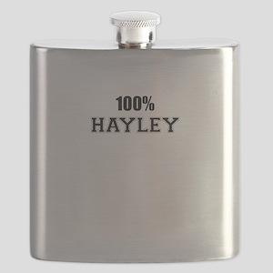 100% HAYLEY Flask