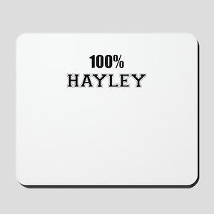100% HAYLEY Mousepad