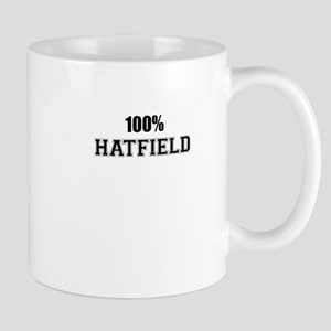 100% HATFIELD Mugs