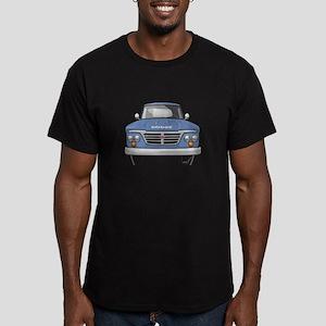 1965 Dodge Truck Men's Fitted T-Shirt (dark)