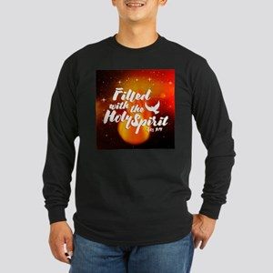 Filled Long Sleeve T-Shirt