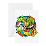 Design 160325 Greeting Cards