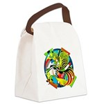 Design 160325 Canvas Lunch Bag