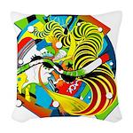 Design 160325 Woven Throw Pillow