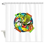 Design 160325 Shower Curtain