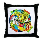 Design 160325 Throw Pillow