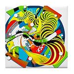 Design 160325 Tile Coaster