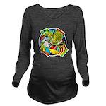 Design 160325 Long Sleeve Maternity T-Shirt