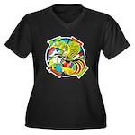 Design 160325 Plus Size T-Shirt