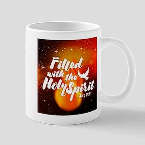 Filled Mugs