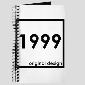 1999 year age birthday original design Journal