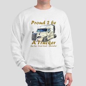 Proud to be a Trucker Sweatshirt