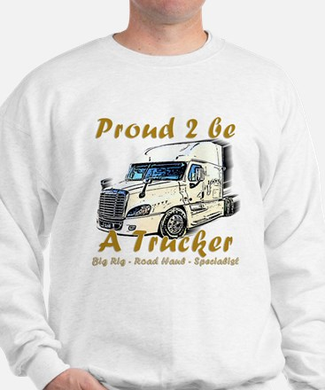 Proud to be a Trucker Jumper