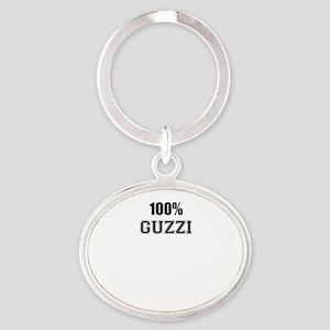 100% GUZZI Keychains