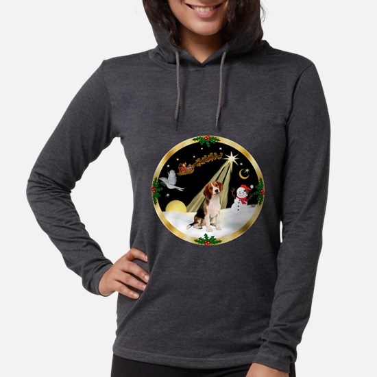 Night Flight/Beagle Long Sleeve T-Shirt