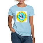 USS Constellation (CVA 64) Women's Light T-Shirt